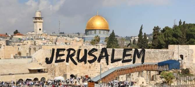 Roteiro de 2 dias em Jerusalém