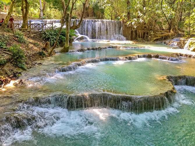 roteiro de 6 dias no Laos