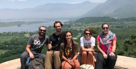 Como ir de Dharamshala para Srinagar e para Leh