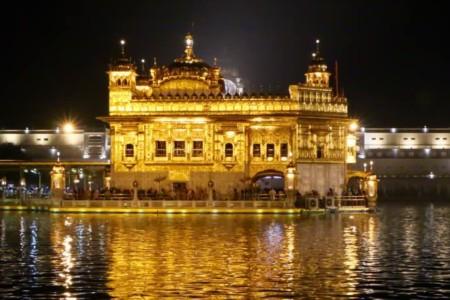 Como ir de Dharamshala para Amritsar, de ônibus