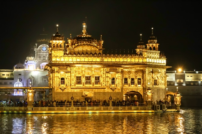 golden temple de amritsar