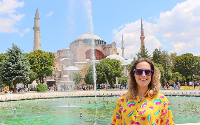 O que fazer em Istambul - Hagia Sophia