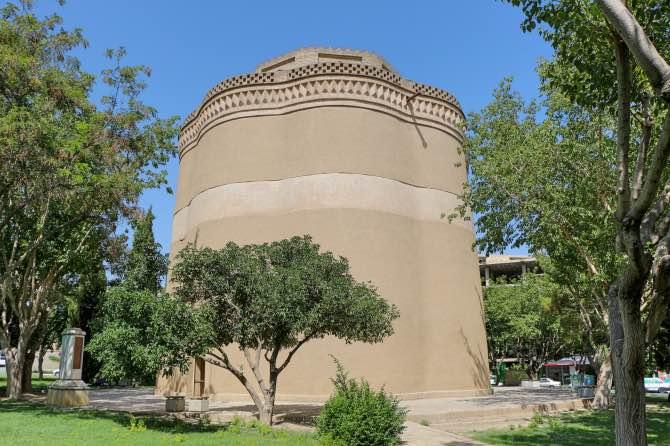 Mardavij Pigeon Tower