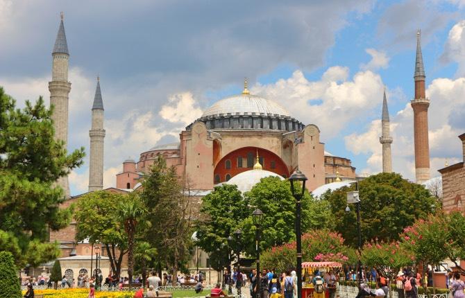 Roteiro de 3 dias em Istambul