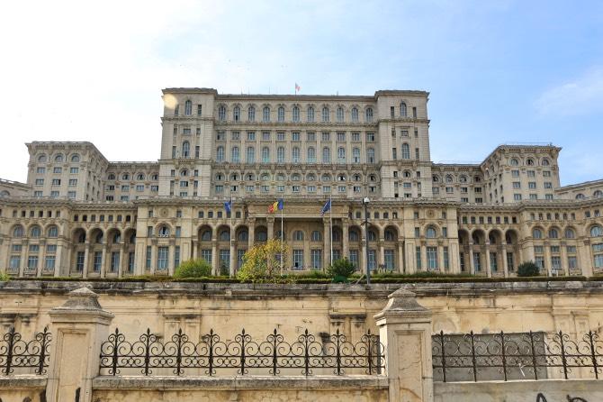 O que fazer em Bucareste palácio do parlamento