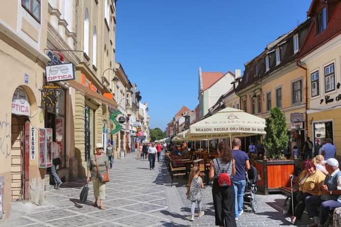 O que fazer em Brasov