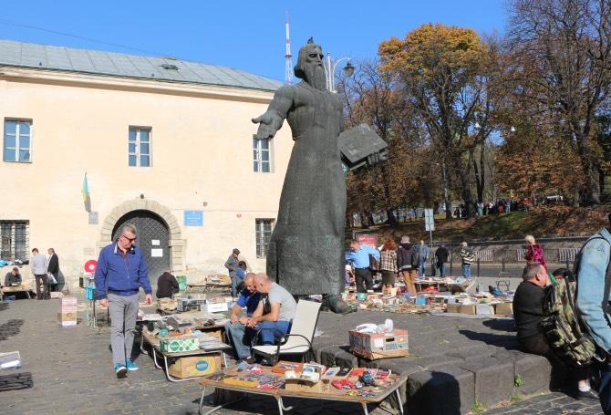 o que fazer em lviv