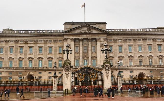 O que fazer em Londres Palácio de Buckingham