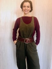 Olive Overalls £189