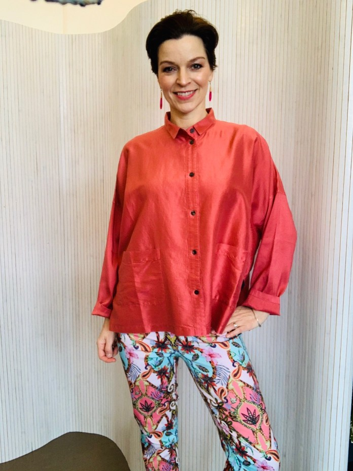Yacco Maricard 100% Silk Shirt One Size £259