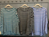 Ruth Cotton Long Sleeve Cotton T One Size £79