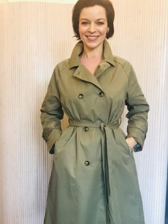 Tanya Coat £205