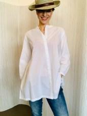 Iana White Cotton Shirt £95 S,M,L
