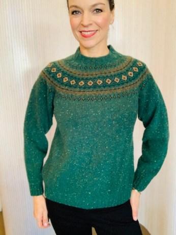 100% Merino Wool Kirwan £1399