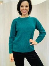 Merino wool jumper £89