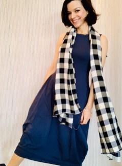 Jersey dress £149