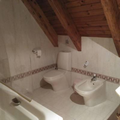 Baño Segunda planta