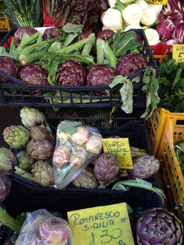 artichokes are in season · www.casamiatours.com
