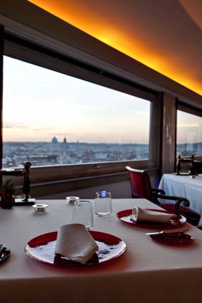 Imàgo Restaurant Hotel Hassler