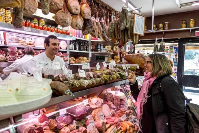 La Tradizione shop in Rome
