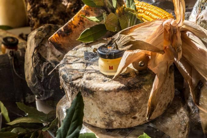 La Tradizione cheesemonger in Rome