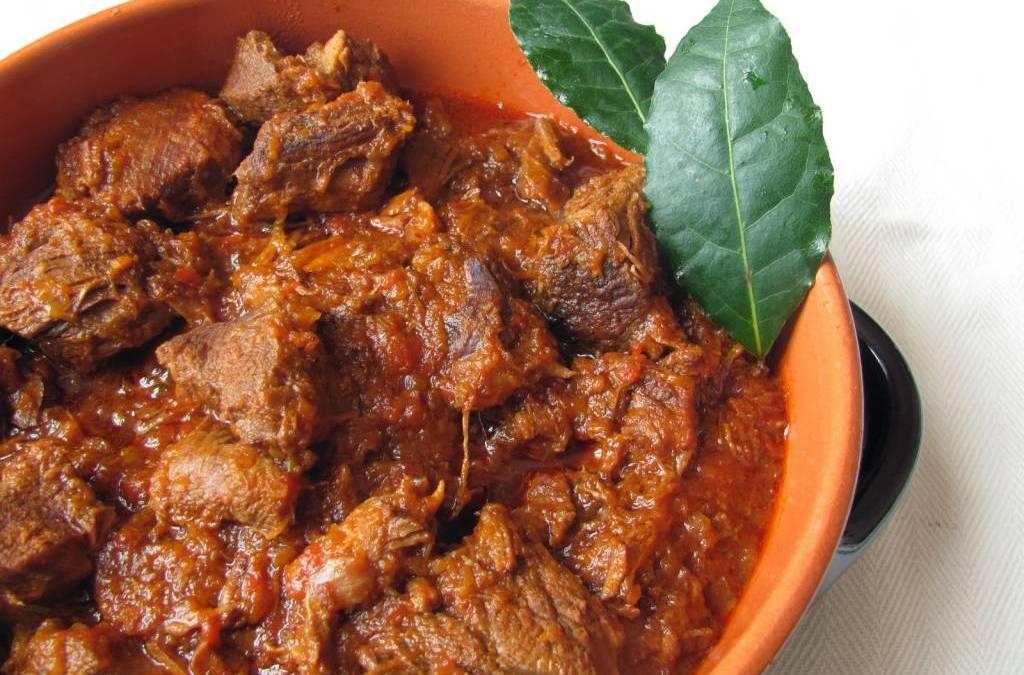 Tuscan Wild Boar Stew for Autumn Days