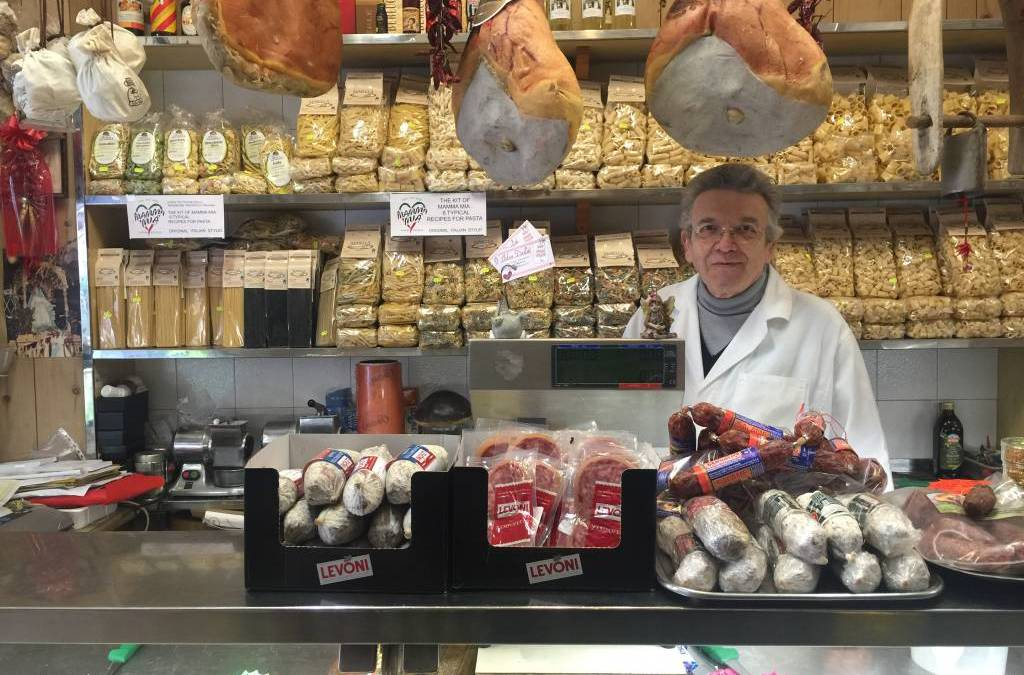 The Italian Corner Store