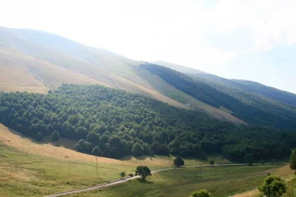 Passo Godi in Abruzzo eleonora baldwin