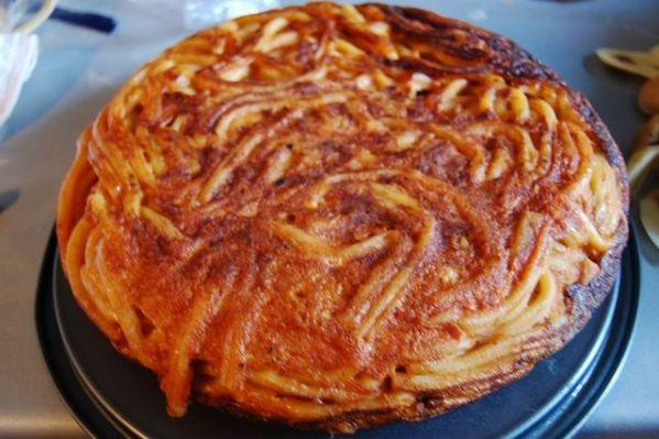 Frittata di pasta · www.casamiatours.com