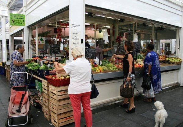 Nuovo Mercato di Testaccio - food markets