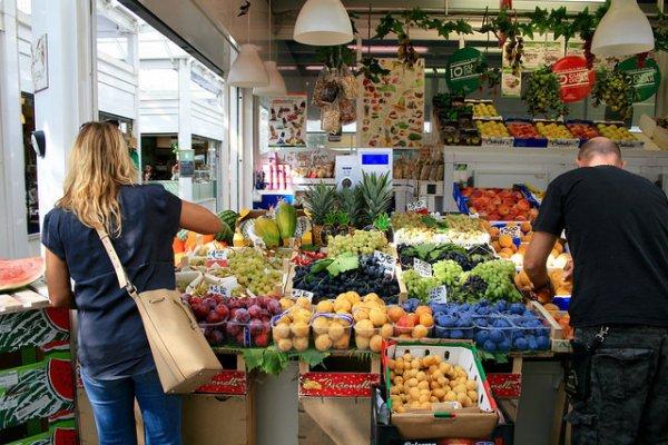 Nuovo Mercato di Testaccio · www.casamiatours.com