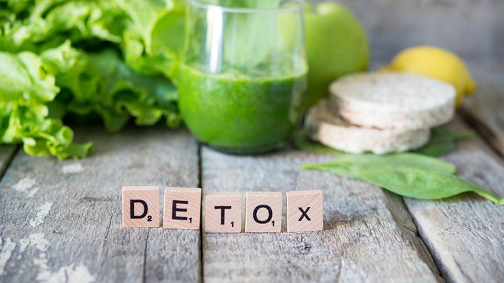 14 detox recipes to start 2017 right