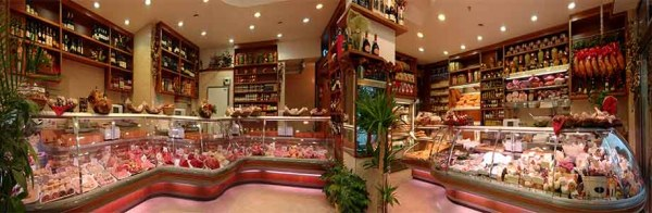 Where to eat, drink / shop in Collina Fleming, Rome – www.italyfoodandwinetours.com