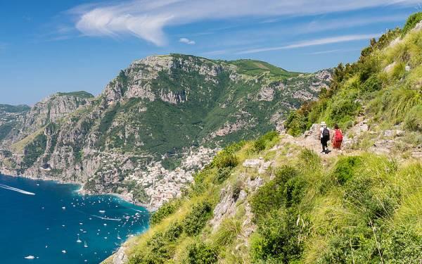 Sentiero degli Dei - Path of the Gods Italy