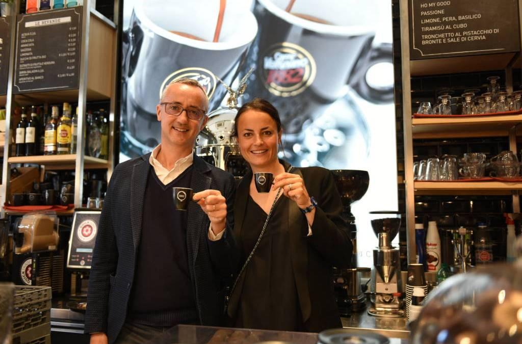 Caffè Vergnano, Rome