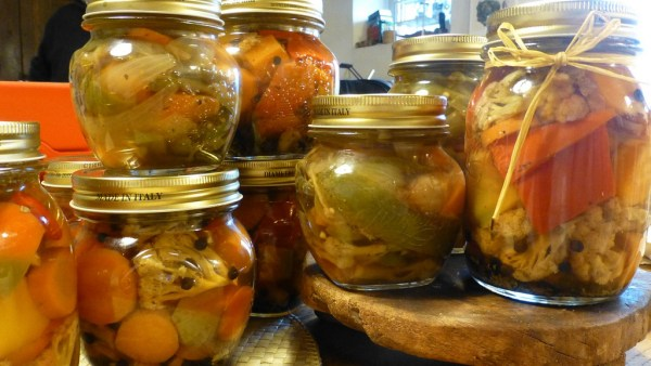 Pantry basics: italian jams and preserves