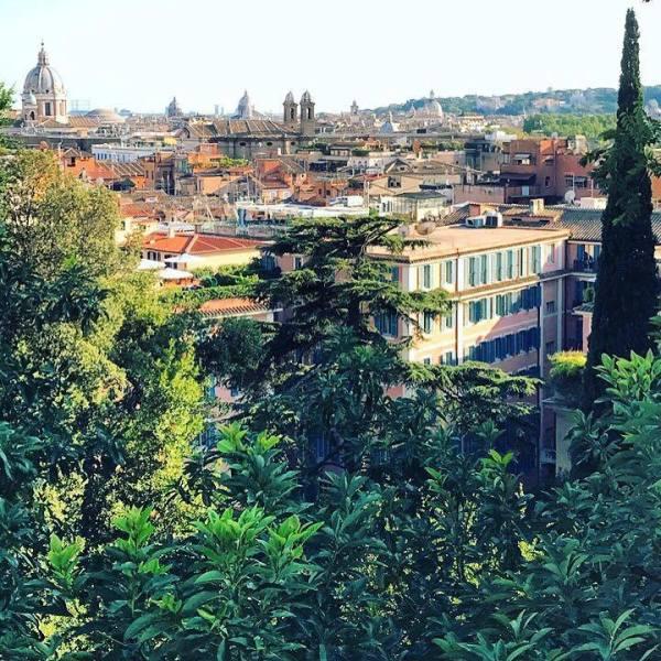Villa Borghese Pincio