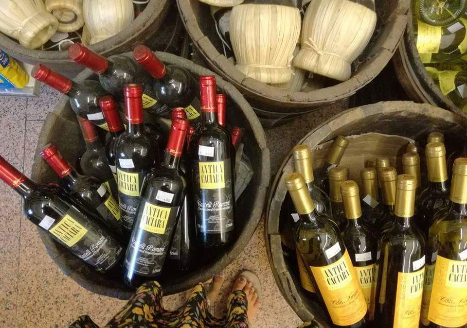 House Wine in Italy