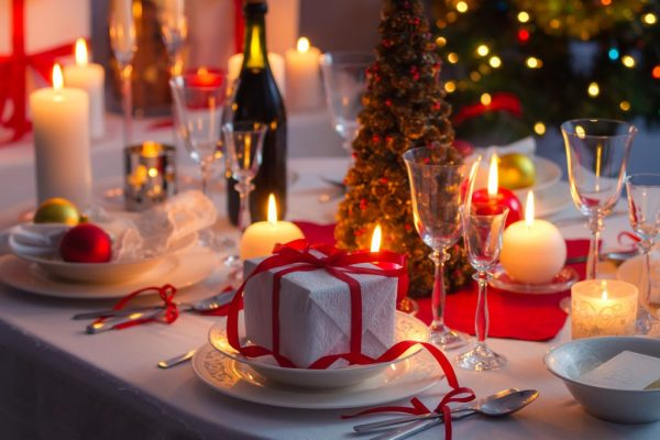 holiday foods christmas eve