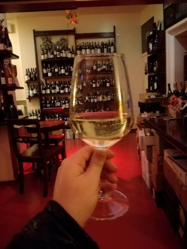 vino, Bologna day trip