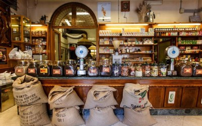 Palermos Oldest Torrefazione: Roasting Like it's 1928