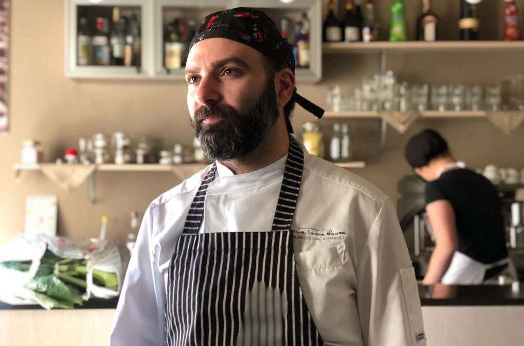 Our Italians: Chef Mario Traina