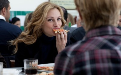 Famous dishes portrayed in Italian films