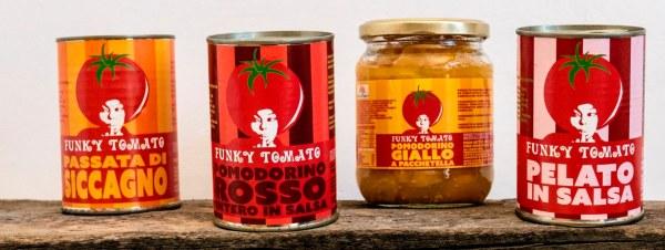 Small Italian businesses: Funky Tomato