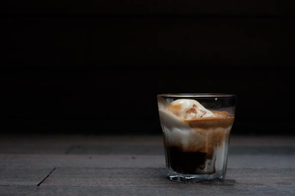 affogato is one of many Italian iced coffee beverages