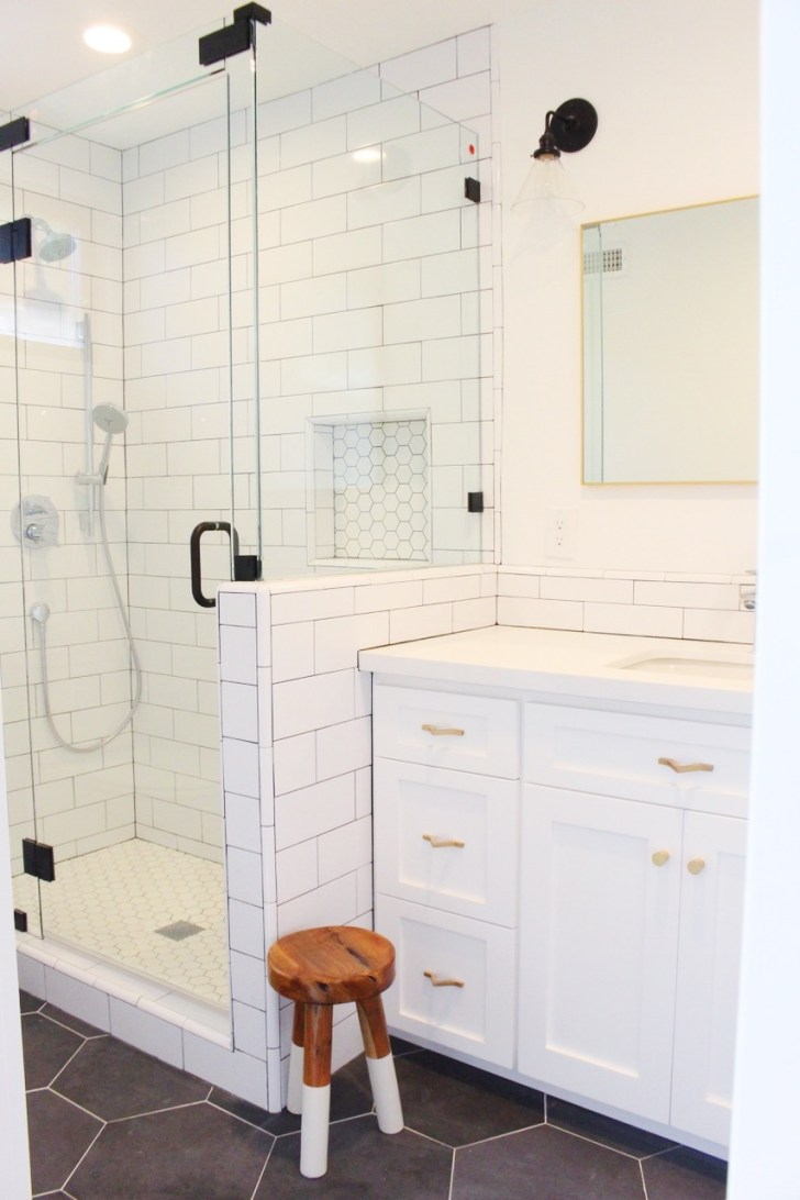 minimal bathroom – Casa Mochi