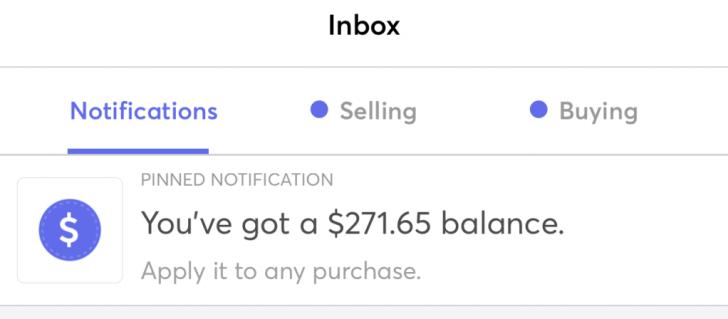 How to budget-Mercari Screenshot