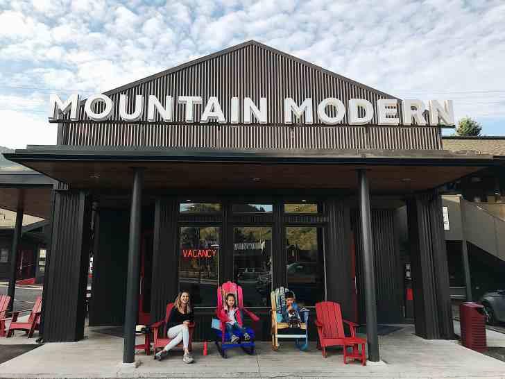 Mountain Modern Motel, Jackson WY