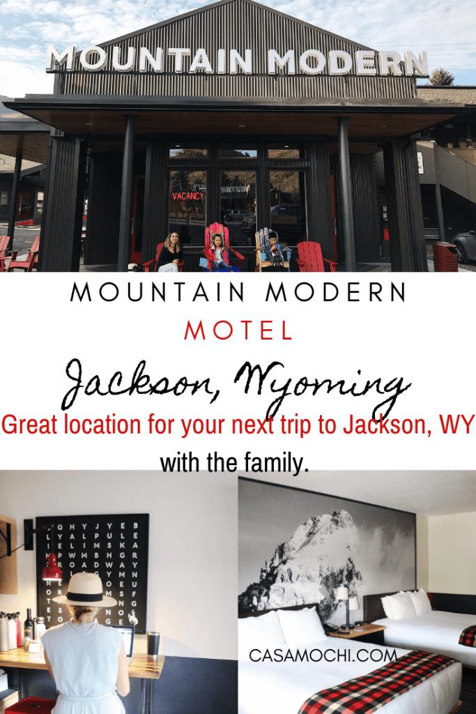 Mountain Modern Motel Review