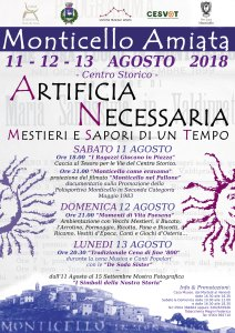 Artificia Necessaria 2018